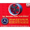 1 Stk. Felge Mercedes Fuchs 7x16 ET23.3 5x112