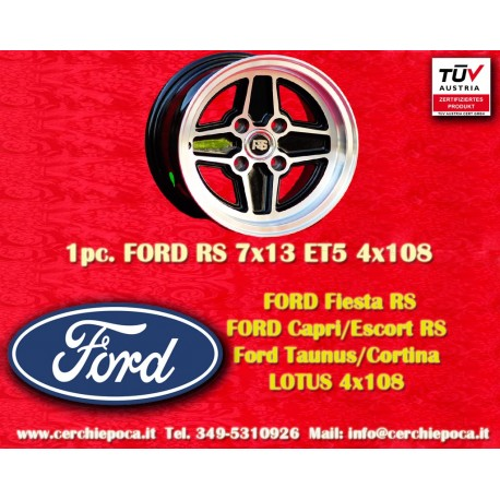 Ford RS 7x13 ET5 4x108