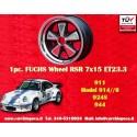 1 pc. jante Porsche Fuchs 7x15 5x130 ET23.3 RSR Style