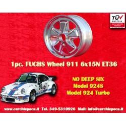 Porsche 911 Fuchs RS 6x15 ET36 5x130