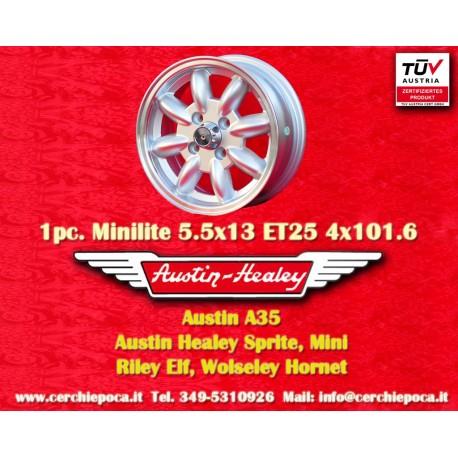 Austin Healey 5.5x13 ET25 4x101.6
