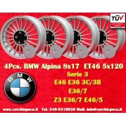BMW Alpina 8x17 ET46 5x120