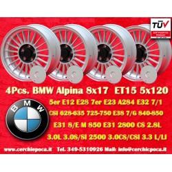 Llantas BMW  Alpina 8x16 ET24 5x120