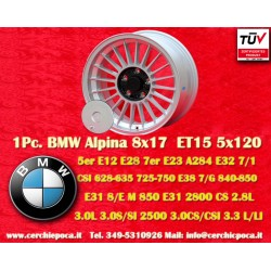 CerchiO BMW Alpina 8x16 ET24 5x120