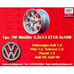 BMW/Volkswagen 5.5x13 ET18 4x100