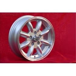 1 pz. llanta Ford Minilite 5.5x15 ET20 5x114.3