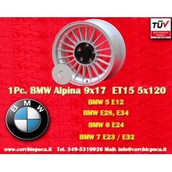 Cerchio BMW Alpina 9x17 ET15 5x120