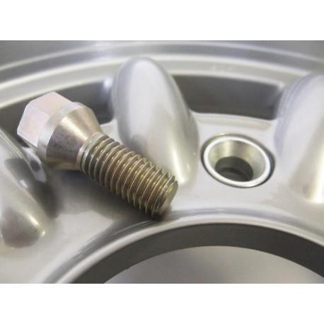 Set of 20 wheel bolts Minilite style Saab 95 96 V4