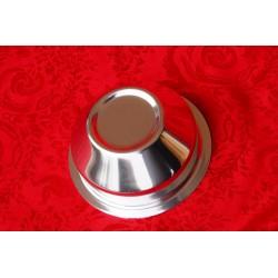 Central aluminum cup for Minilite 5x15 Saab Sonett V4 95 96 rim