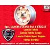 Lancia Fulvia Cromodora CD28 6x14 ET22.5 4x130