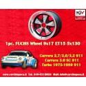 1 Stk. Felge Porsche 911 Fuchs 9x17 ET15 5x130 Old School