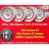 Alfa Romeo GT GTA 7x15 ET29 4x108
