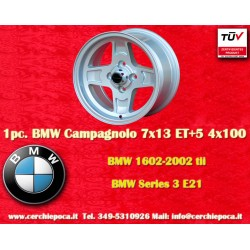 1 pc. wheel BMW Minilite 7x13 ET+5 4x100