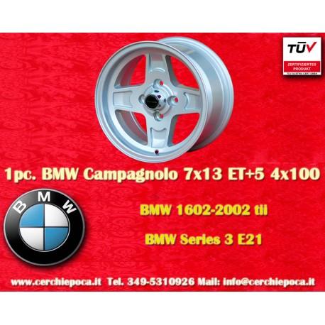 1 Stk. Felge BMW Minilite 7x13 ET+5 4x100