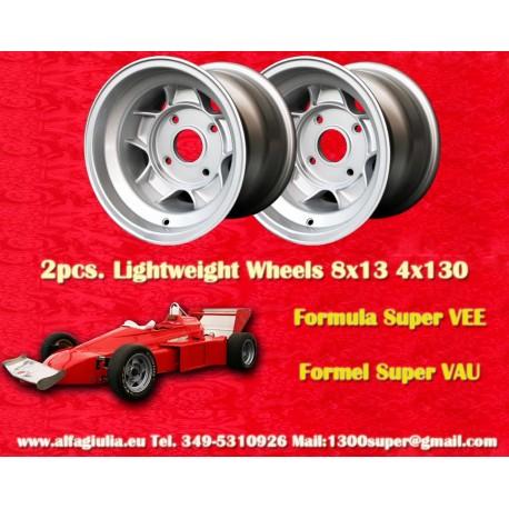 1 pc. Formula Super Vee 8x13 ET-15.5 4x130 wheel