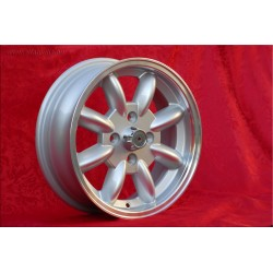 1 pc. Saab Minilite 5.5x15 ET30 4x108 wheel