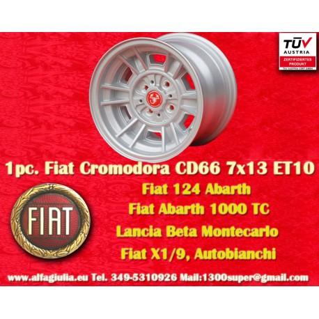 Fiat Cromodora CD66 7x13 ET10 4x98