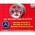1 pc. jante Mercedes Benz Penta 9x16 ET12 5x112