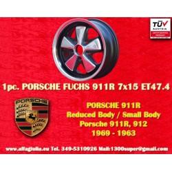 Fuchs Porsche RSR 911R Small Body 7x15 ET47.4