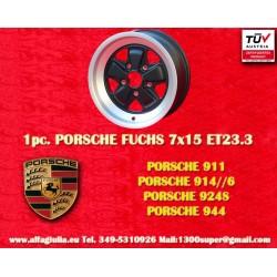 Porsche 911 Fuchs 7x15 ET23.3 5x130