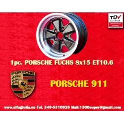 Porsche 911 Fuchs 8x15 ET10.6 5x130