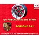 1 pc. cerchio Porsche 911 Fuchs 8x15 ET10.6 5x130