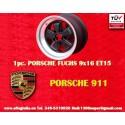 1 pc. Jante Porsche 911 Fuchs 9x16 ET15 5x130