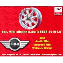 Mini 5.5x13 ET25 4x101.6