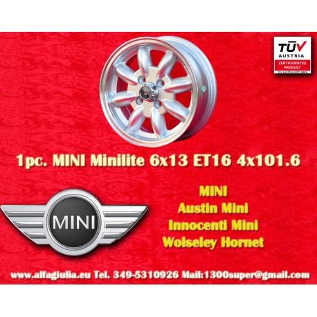 Mini 6x13 ET16 4x101.6
