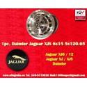 1 pc. Cerchio Jaguar Daimler 6x15 Jaguar XJ6/12 XJS