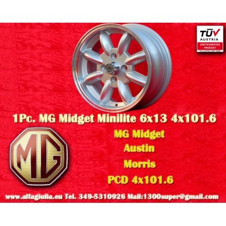 MG  6x13 ET16 4x101.6