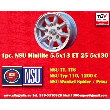 NSU 5.5x13 ET25 5x130
