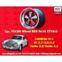 1 pc. cerchio Porsche 911 Fuchs 8x16 ET10.6 RSR Style