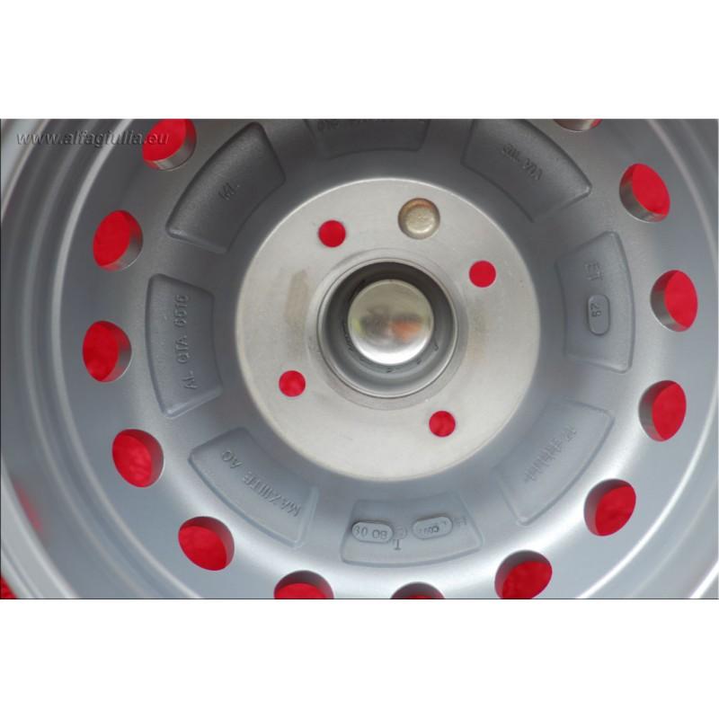 4 pcs  Alfa Romeo Giulia 6 5x15 ET17 4x108 wheels