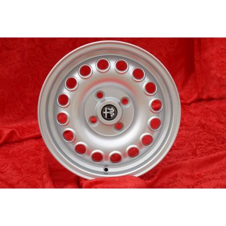 Alfa Romeo Giulia 6x15 ET28.5 4x108